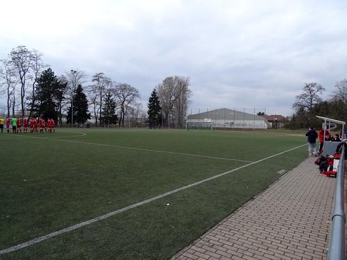 Marokkanischer SV Bonn v Rot-Weiß Röttgen (Sportplatz Tannenbusch)