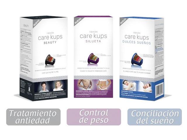 Care Kups de Ecareyou Innovation, cajas