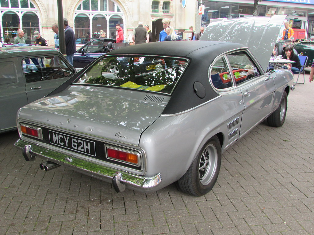ford capri 3000 mcy62h an early ford capri a 1970 3 litre flickr. Black Bedroom Furniture Sets. Home Design Ideas