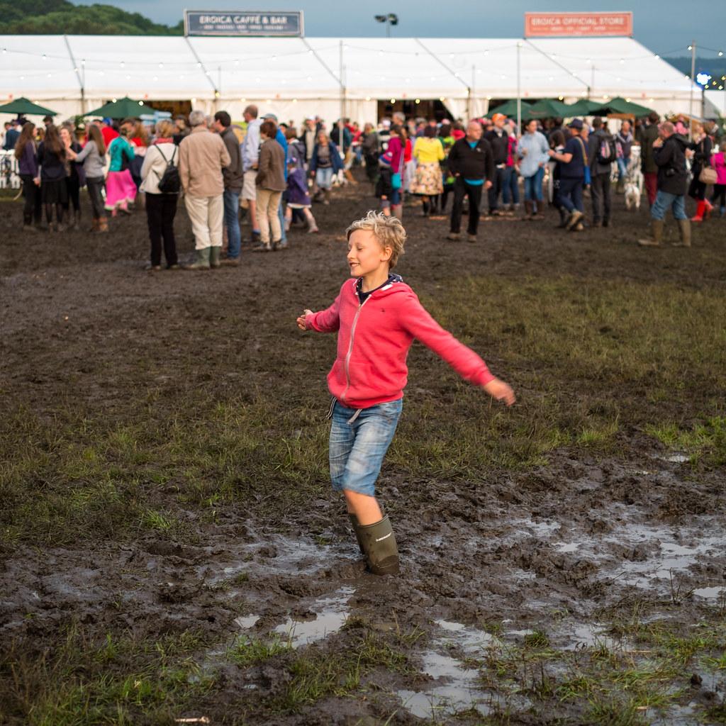 Eroica Britannia 2016 LadyVelo Mud