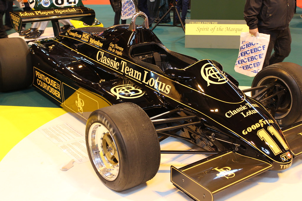 1982 lotus 91 f1 car a 1982 lotus 91 f1 car as driven by e flickr. Black Bedroom Furniture Sets. Home Design Ideas