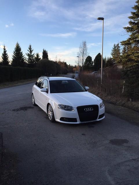 Zoml: Audi A4 B7 Avant //Mätäs Crew 16883081157_32c9c9ebd9_z