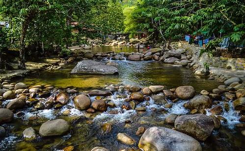 Waterfall Malaysia Perak Waterfall Malaysia