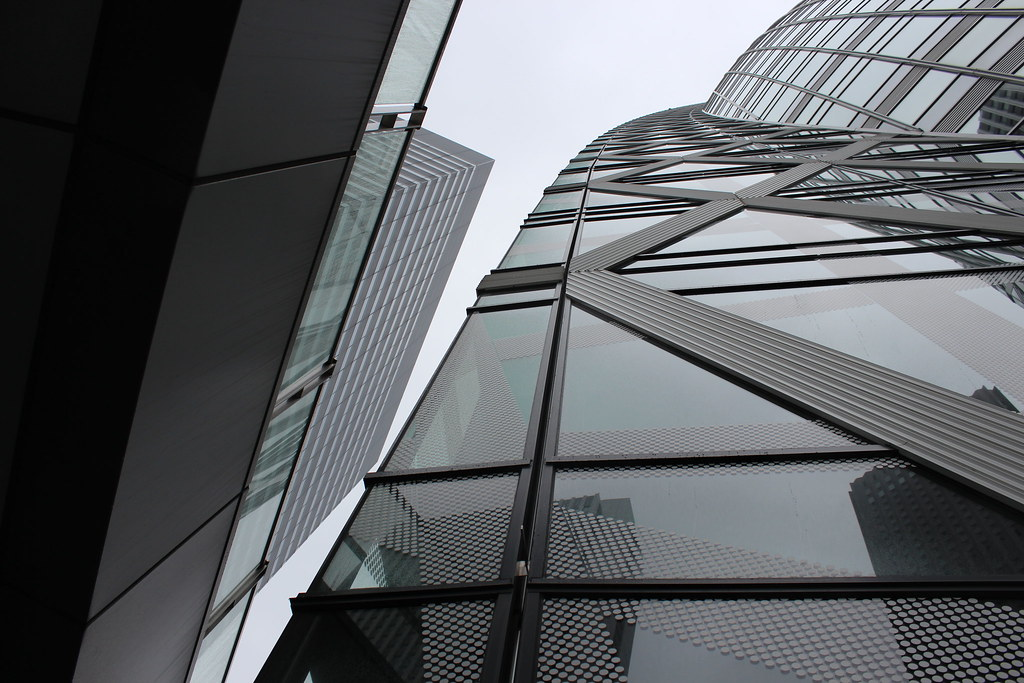 Mode Gakuen Cocoon Tower. Tokyo, Japan
