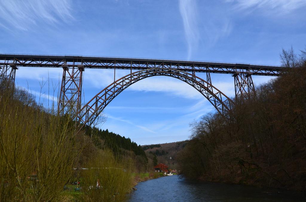 Müngstener Brücke April 2015