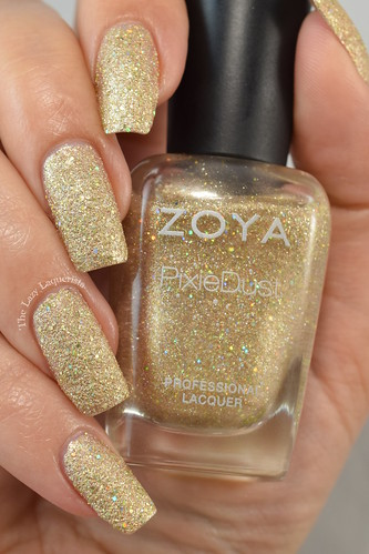 Zoya Seashells Swatch