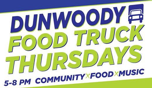 What Food Trucks Will Be In Dunwoody Thursday