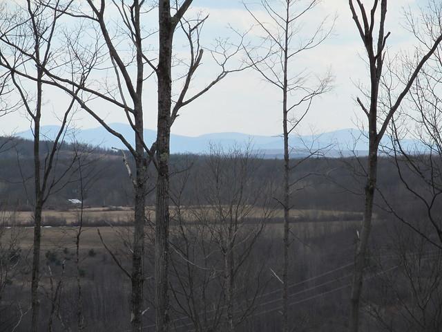 Huntersfield ridge