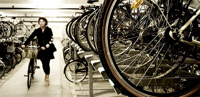 Odense receives the Cycle City Award 2015