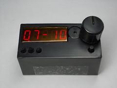 Часы-Будильник-Таймер-Секундомер на МК ATtiny85V