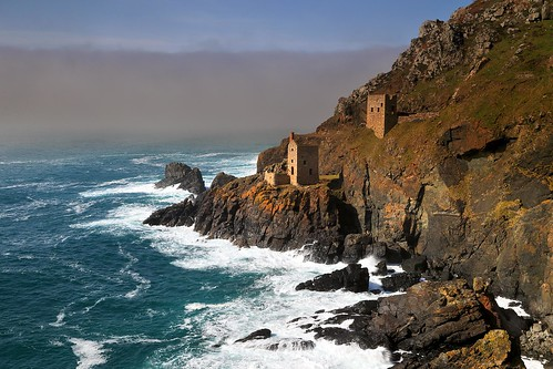 Crown Engine Houses, Botallack, West Cornwall