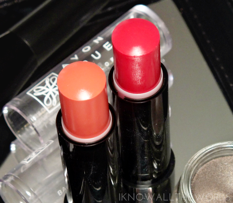 avon true colour lip balm peach pout pink pucker (3)