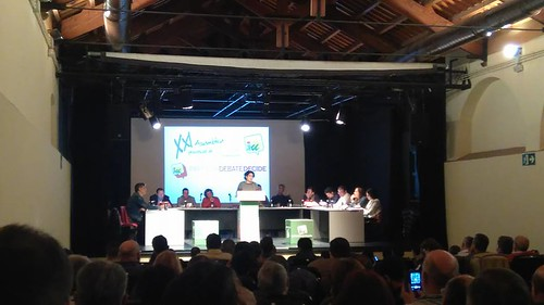 AionSur 26624517550_263d9a51c2_d Representantes de IU de toda la provincia se reúnen en La Puebla para preparar la XI Asamblea Federal Sin categoría