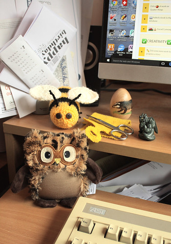 Bee & Owl