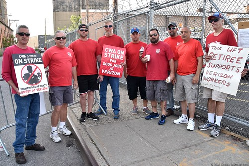 On The Picket Line (2)