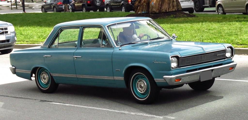1967 Amc Rambler American 440 4 Door Sedan Custom Cab