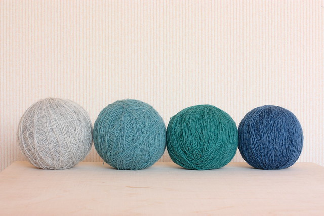 yarns for SKYGGE, version 1