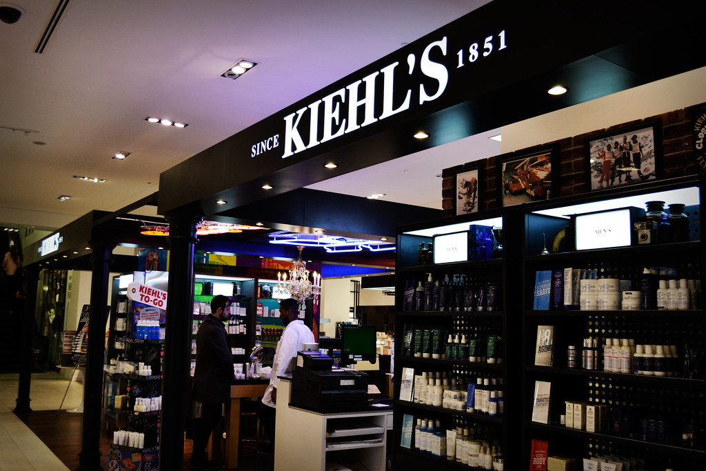 Kiehl's LLC is an American cosmetics brand retailer that specializes in premium skin, hair, and body care products. It started as a single pharmacy in Manhattan at Third Avenue and East 13th Street in