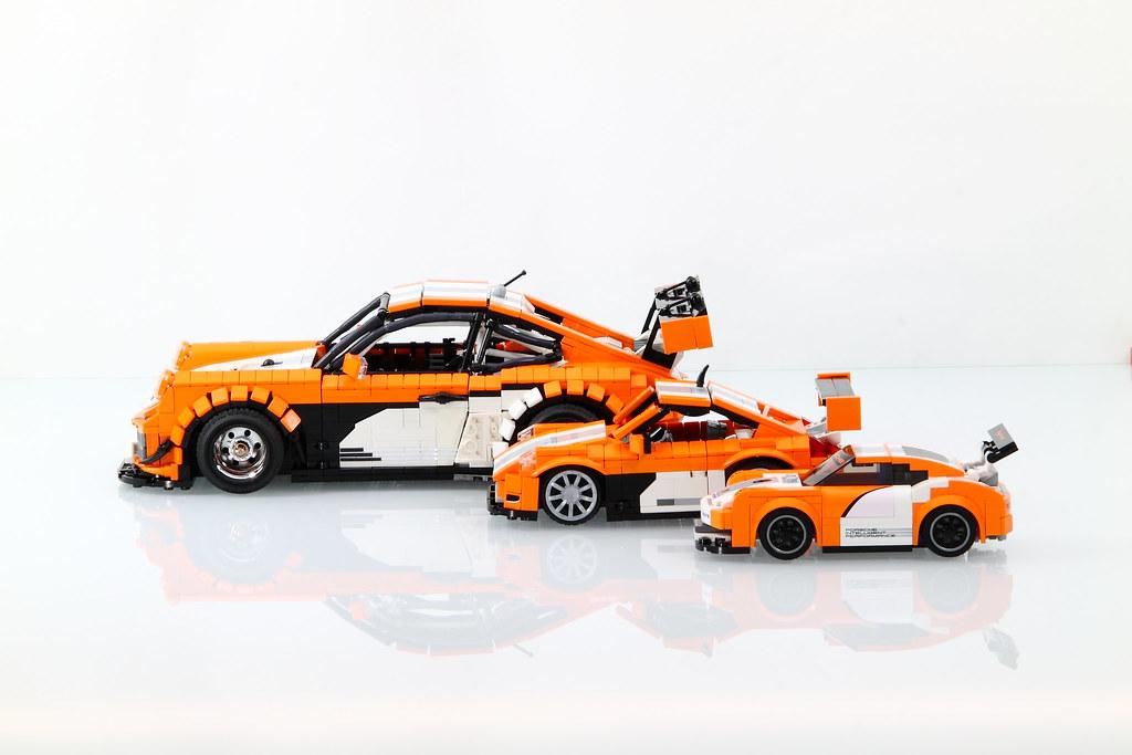 lego porsche 911 997 gt3 hybrid lego speed champions. Black Bedroom Furniture Sets. Home Design Ideas