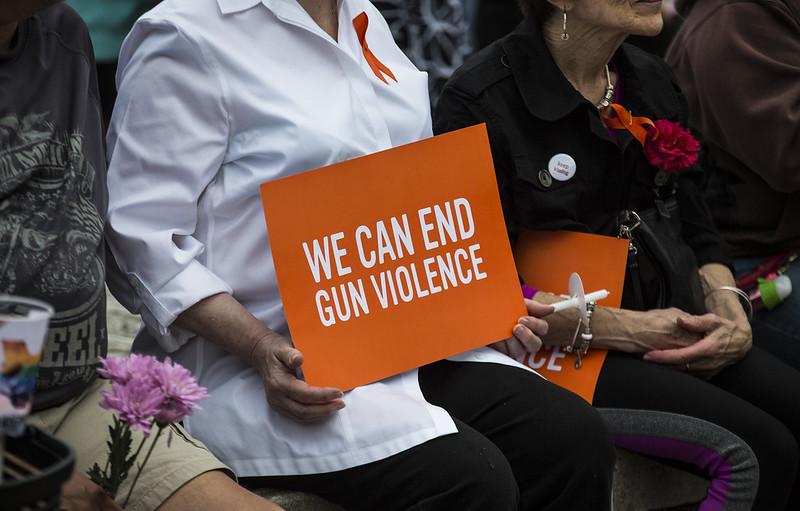 assault weapons gun violence