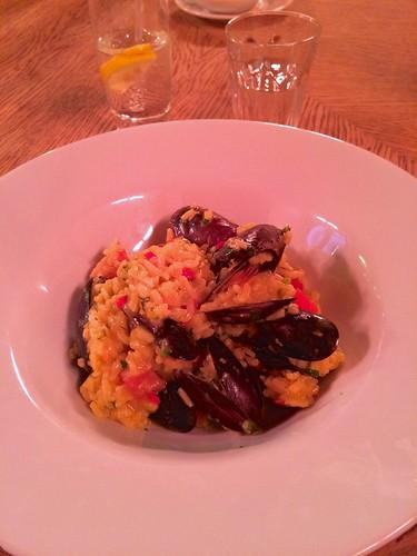 Piccolino - seafood risotto