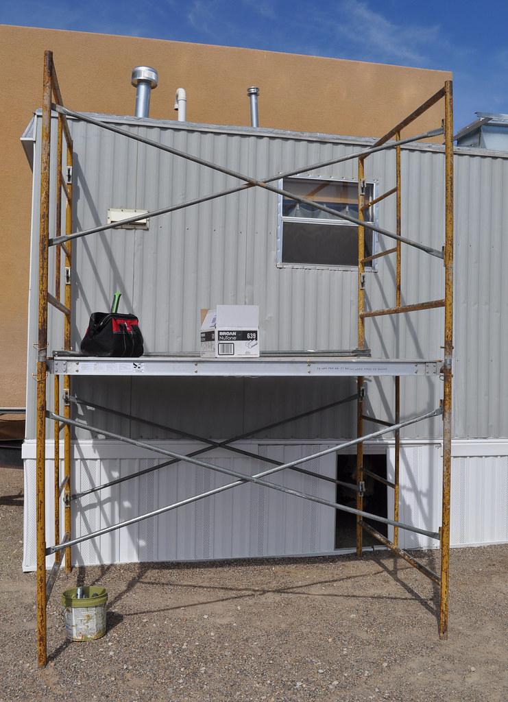 Scaffolding Set Up : Set up scaffolding  b nm energy mart academy