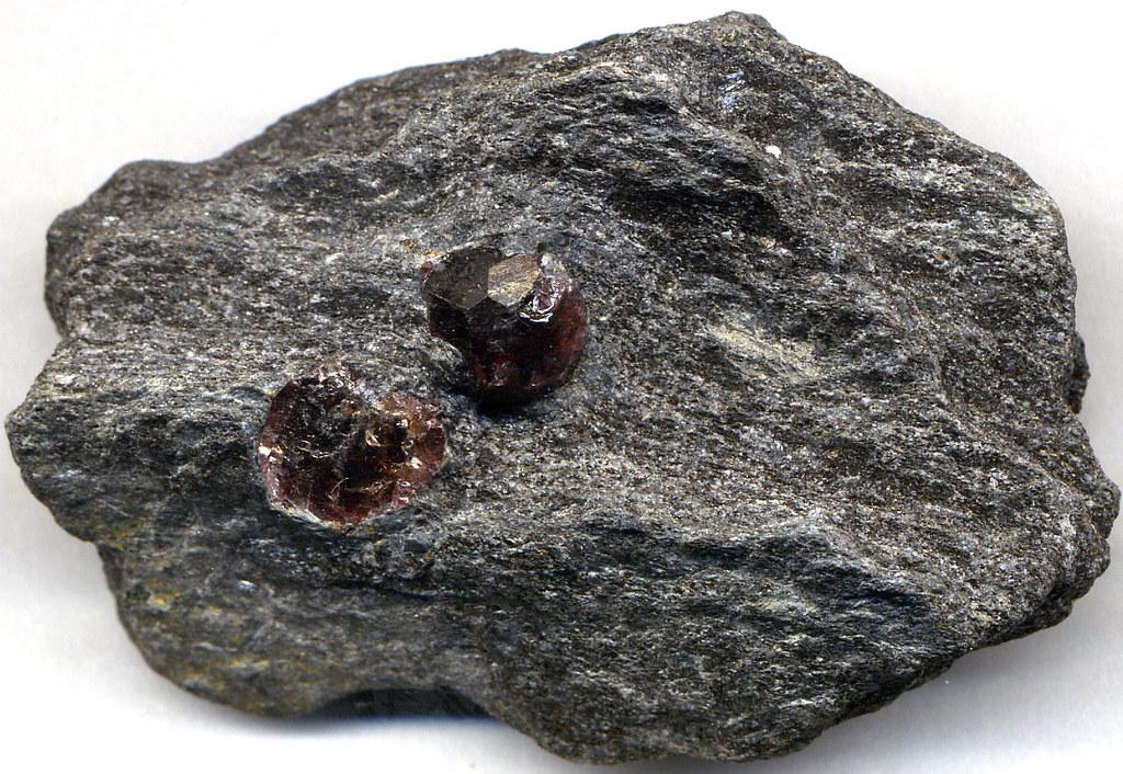 Garnet Schist Late Cretaceous 89 90 Ma Garnet Ledge Ab