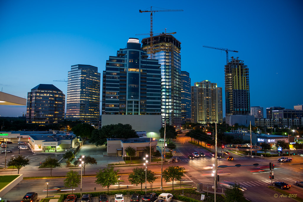 Houston Uptown/Galleria