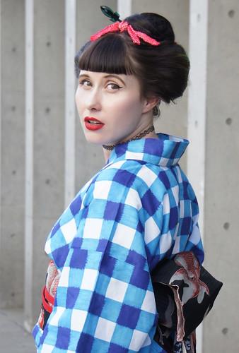 Kimono styles