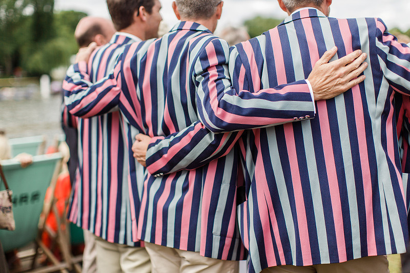 Henley Royal Regatta Striped Blazers