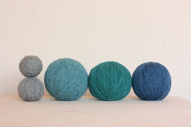 yarns for SKYGGE, version 2