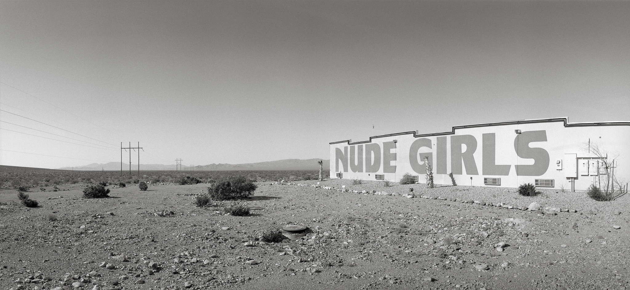 Nude Girls, Nevada | by austin granger