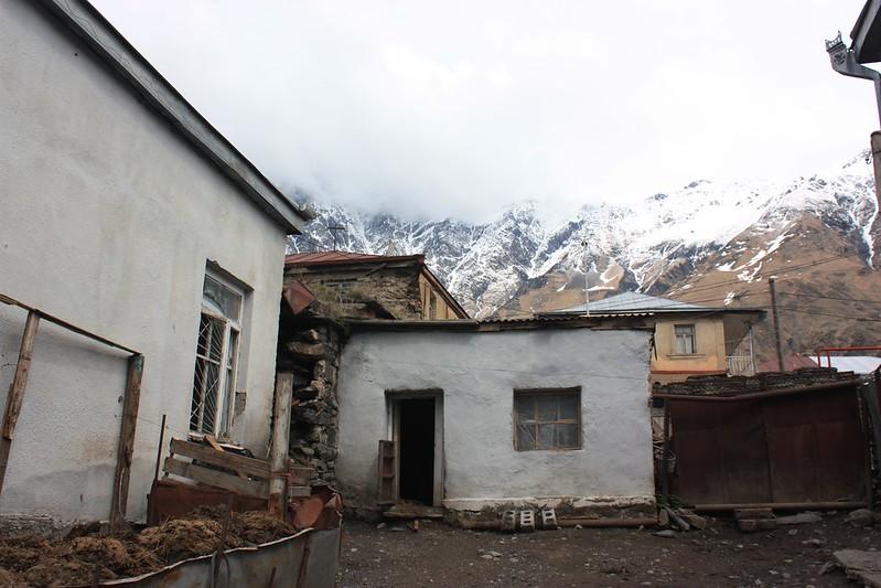 Казбеги, Грузия