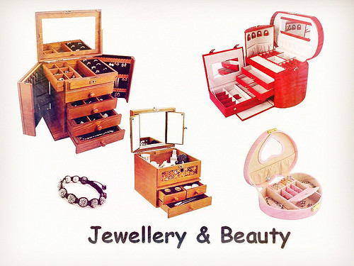Jewellery & beauty