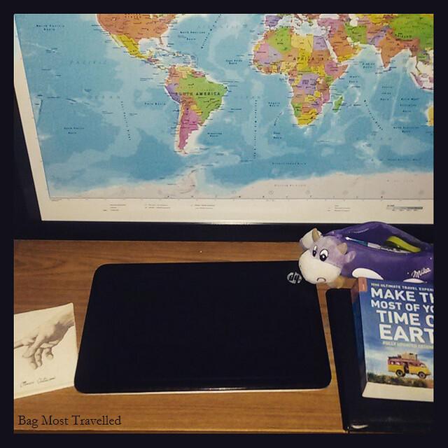 Travel blogging inspiration
