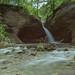 1. waterfall Bläsimühle, Tobelbach