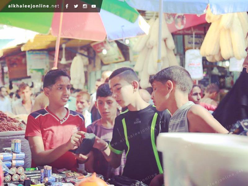 رمضان في غزة  (1)