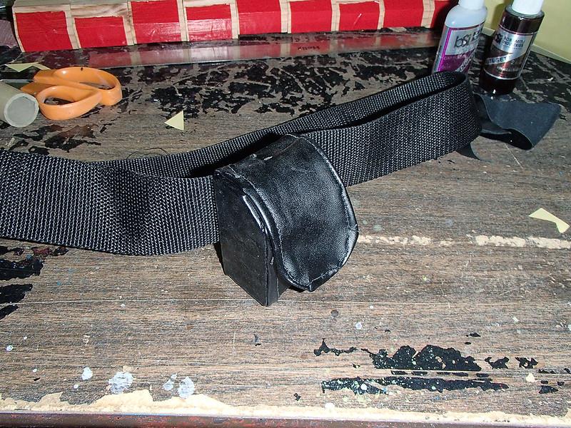 Ammo Belt Pouch Prototype