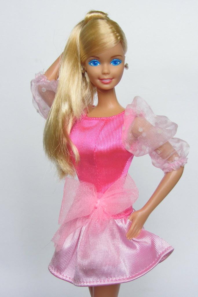 Star Dream Barbie 1987 (China)   0