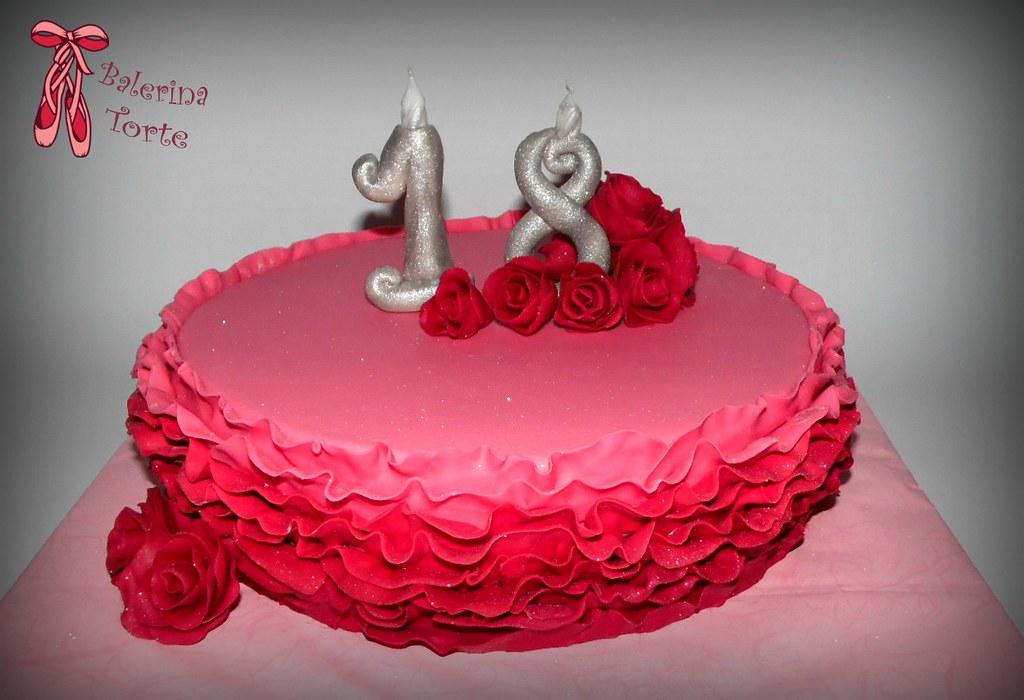 Birthday Cakes For Girls Za ~ Image gallery rodjendanske torte