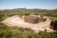 See the best preserved theatre of Aspendos - Things to do in Antalya