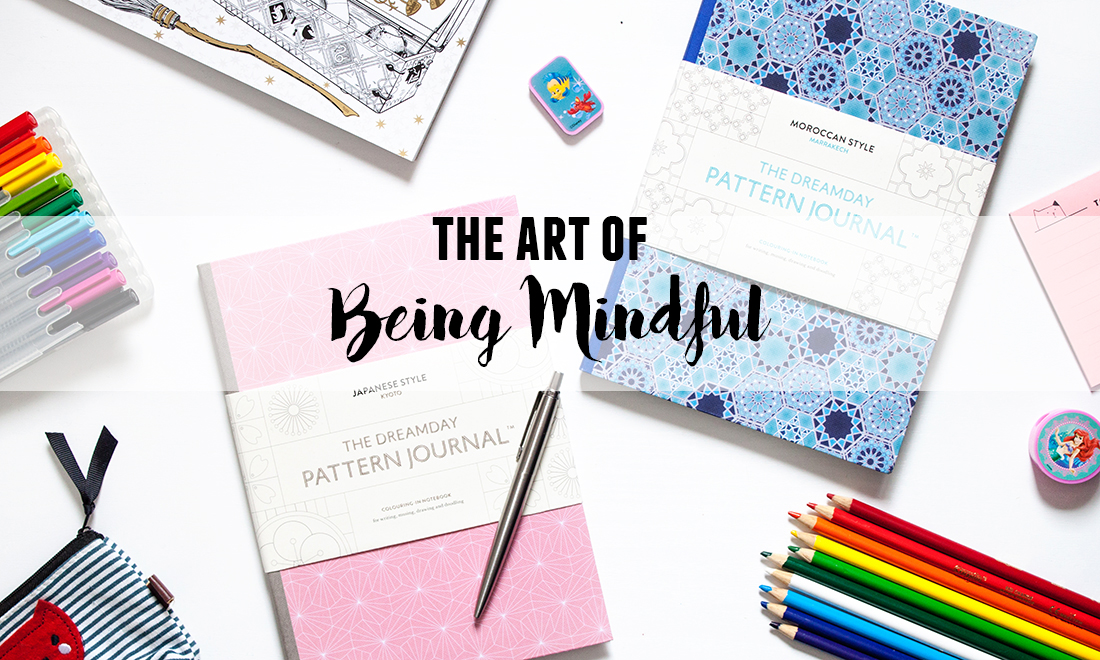 The Art of Being Mindful | Tips on Creating a Flat Lay | lifeofkitty.co.uk