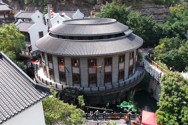 Hakka Park Scenic Spot, Meizhou