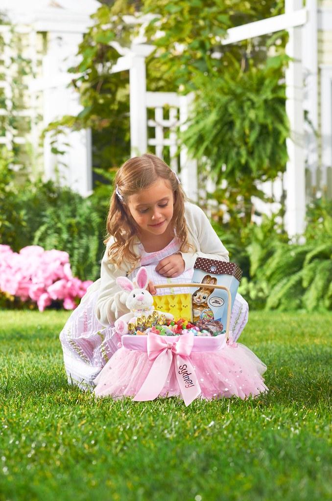 Little Girl Easter Shoes
