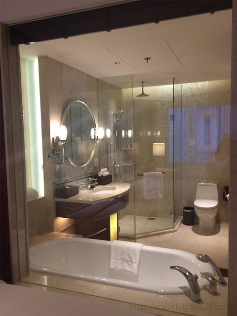 Marriott Hotel City Centre - Bathroom