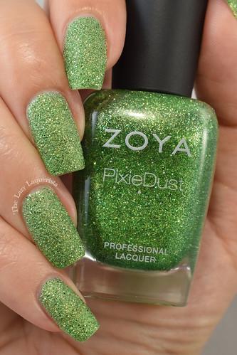 Zoya Seashell Swatch