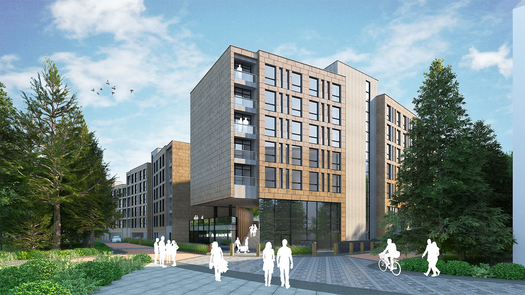 Proposed Polden development