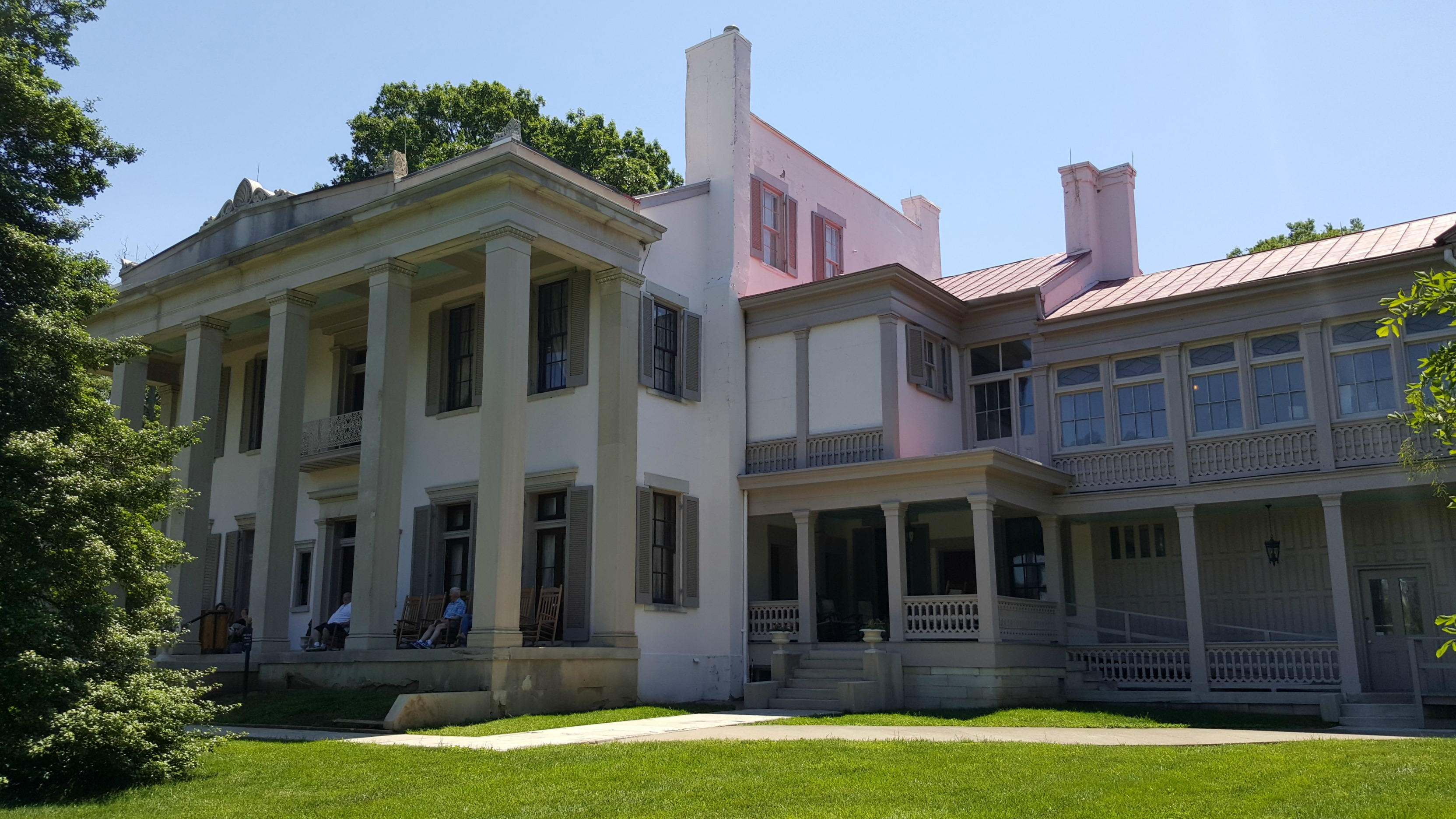 Belle Meade Mansion Nashville