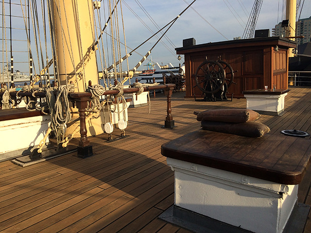 midships deck
