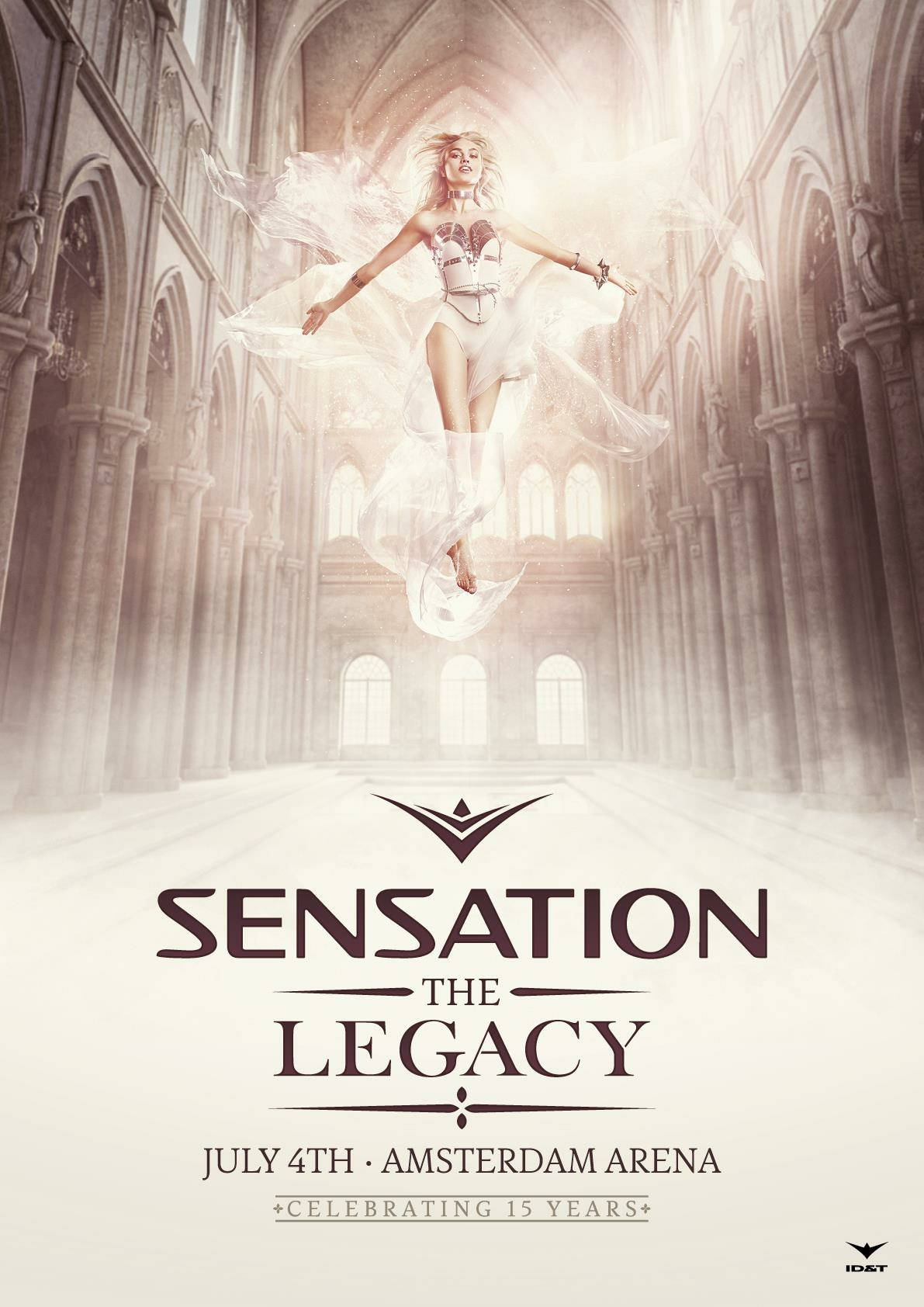 cyberfactory 2015 sensation the legacy arena amsterdam nederland